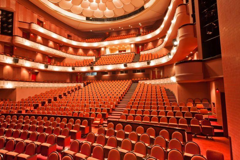 Зал Каирской оперы