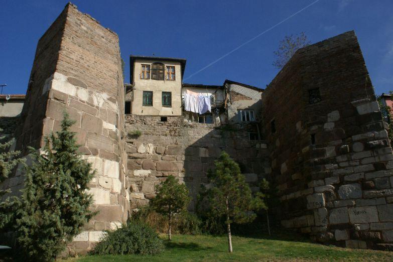 Старый квартал в Анкаре