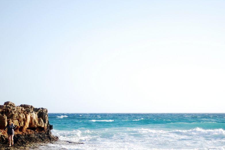Море в Айя-Напе