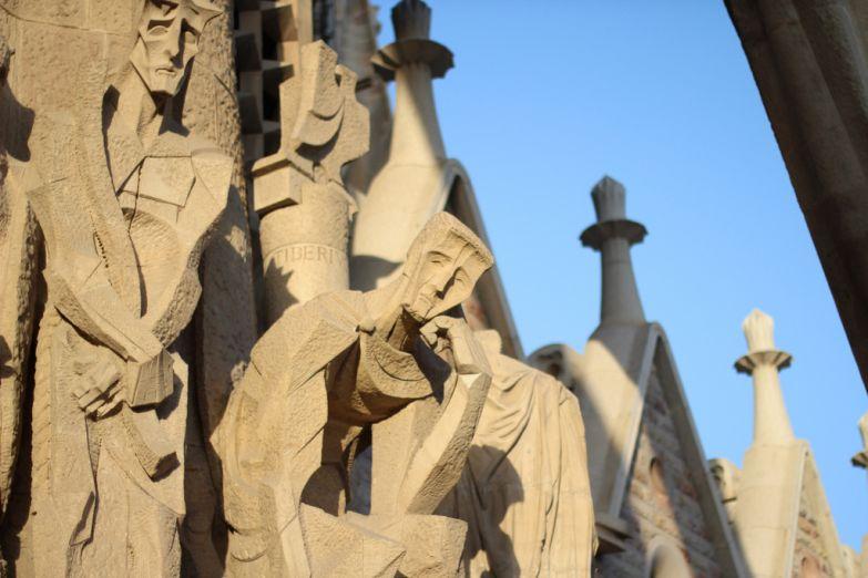 Фасад Церкви Святого Семейства