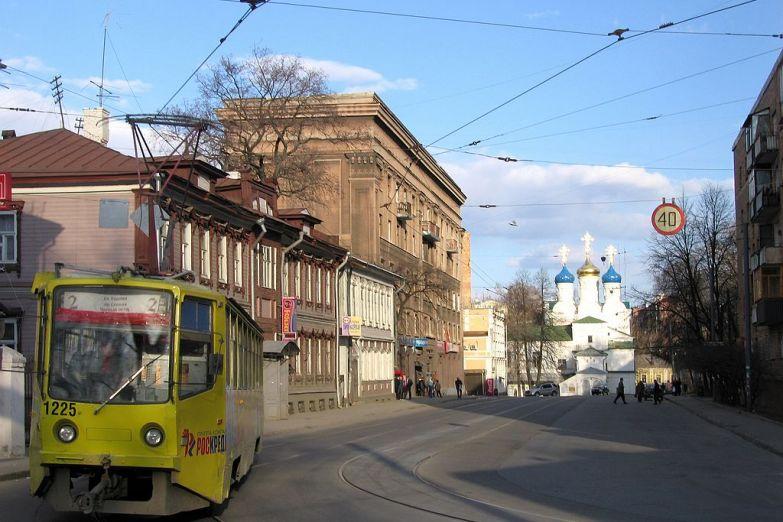 Старинные улочки Нижнего Новгорода