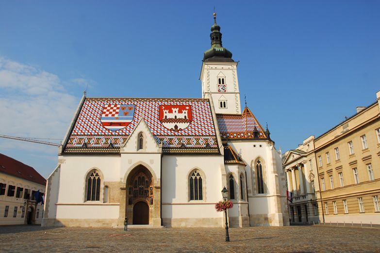 Церковь Св. Марка в Загребе
