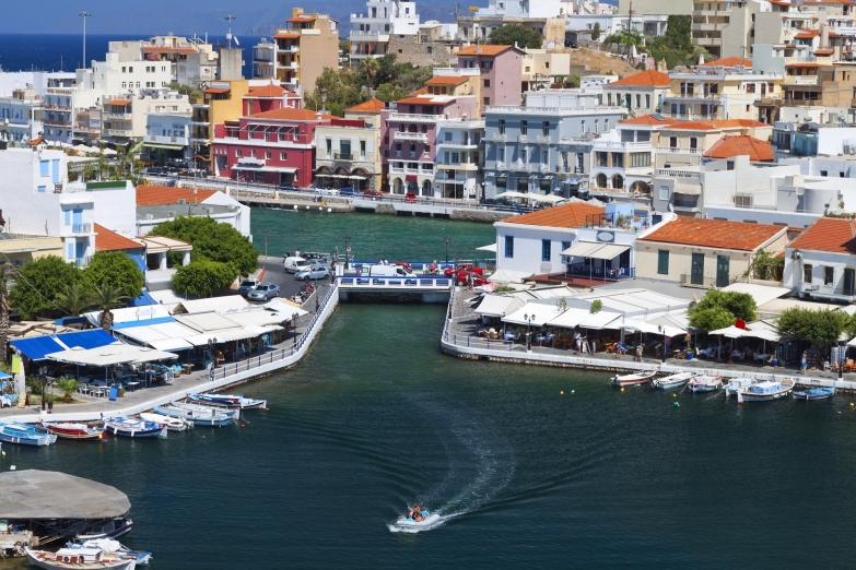 Критский городок