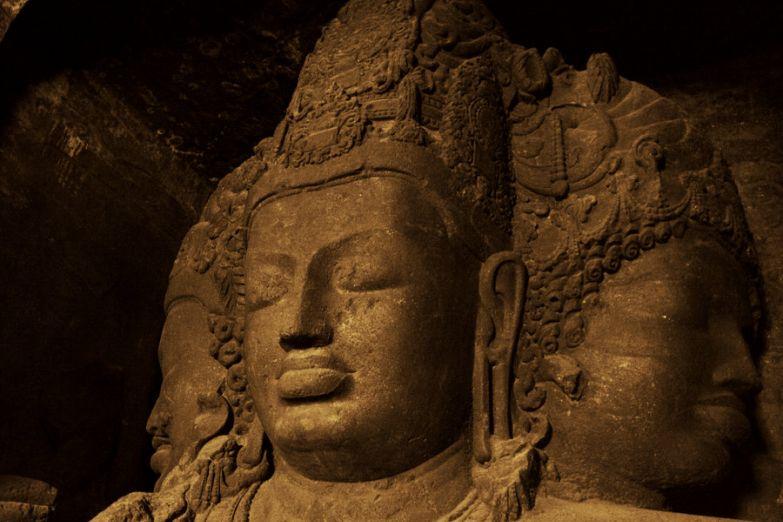 Пещеры Элефанты в Мумбаи