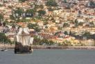 Один из многочисленных рыбацких городков