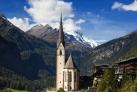 Церковь в Альпах