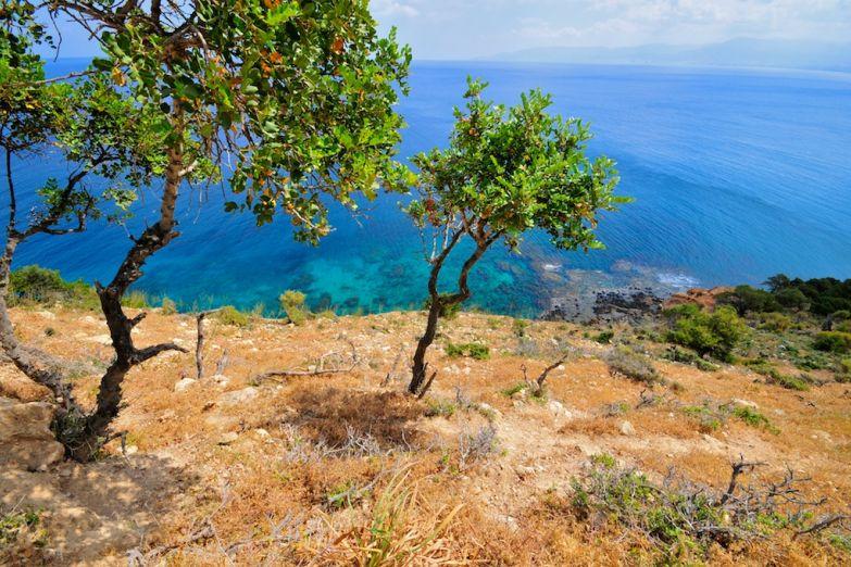 Море Северного Кипра