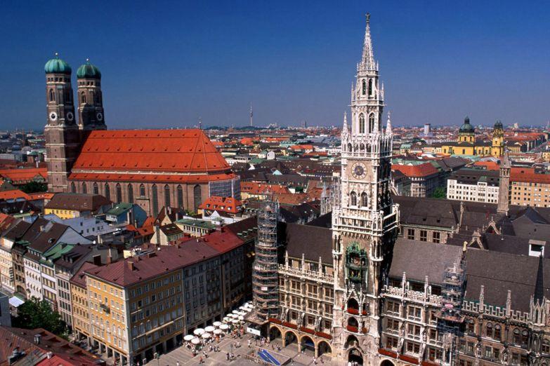 Центральный район Мюнхена