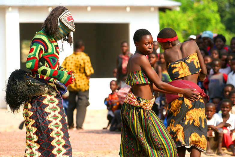 Праздник племени лози