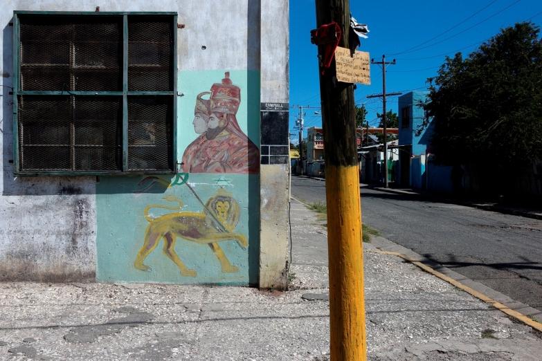 Традиционное граффити