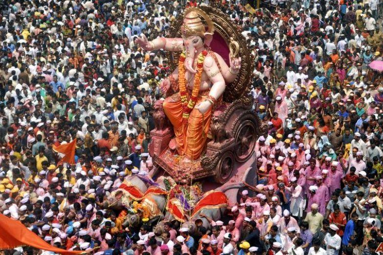 Праздник Ганеша Чарутхи