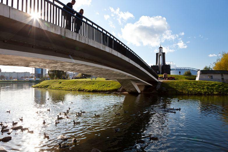 Мост на Остров Слез