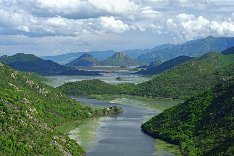 Долина реки Црноевича