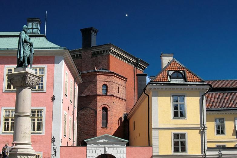 Архитектура Стокгольма
