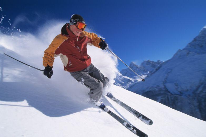 Горные лыжи - национальный спорт финнов