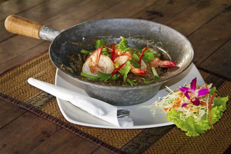 Изысканные блюда тайской кухни