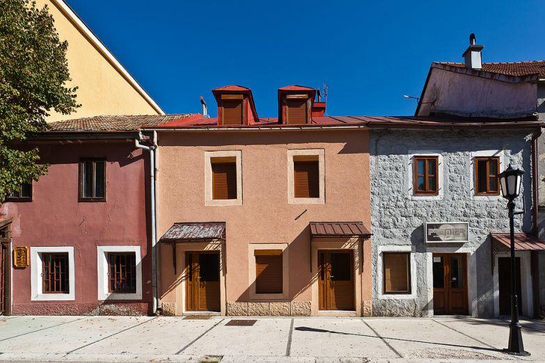 Исторический центр Цетине