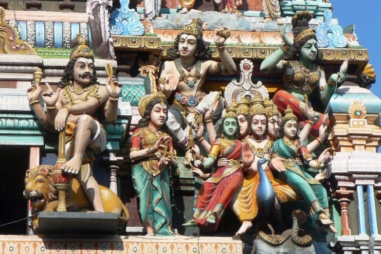 Храм Sri Kailasanathar Swamy Devasthanam