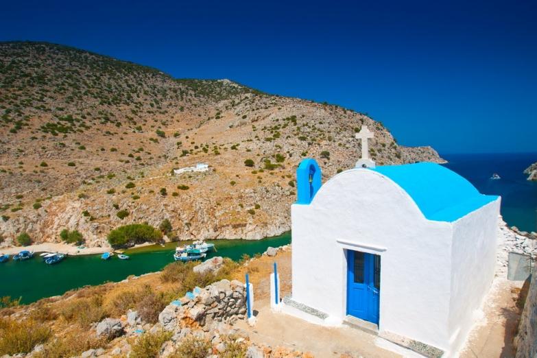 Церковь на острове Кос