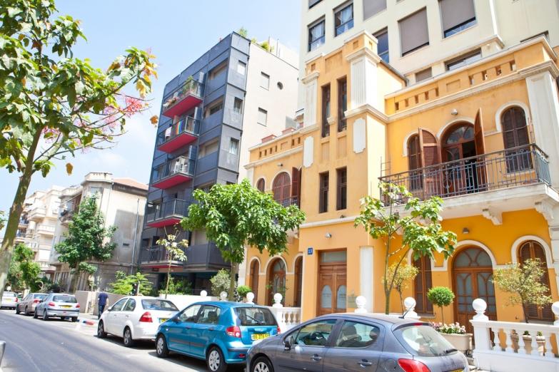 Архитектура Тель-Авива