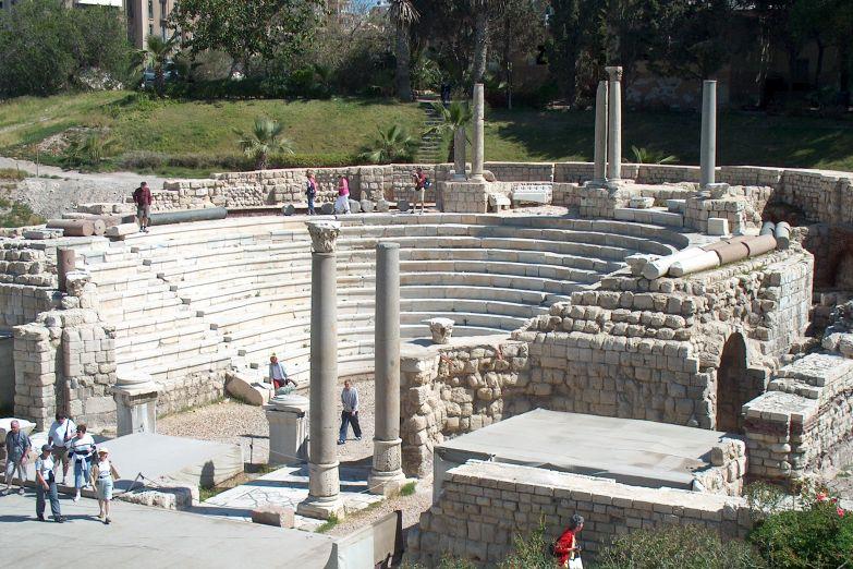Римский афмитеатр