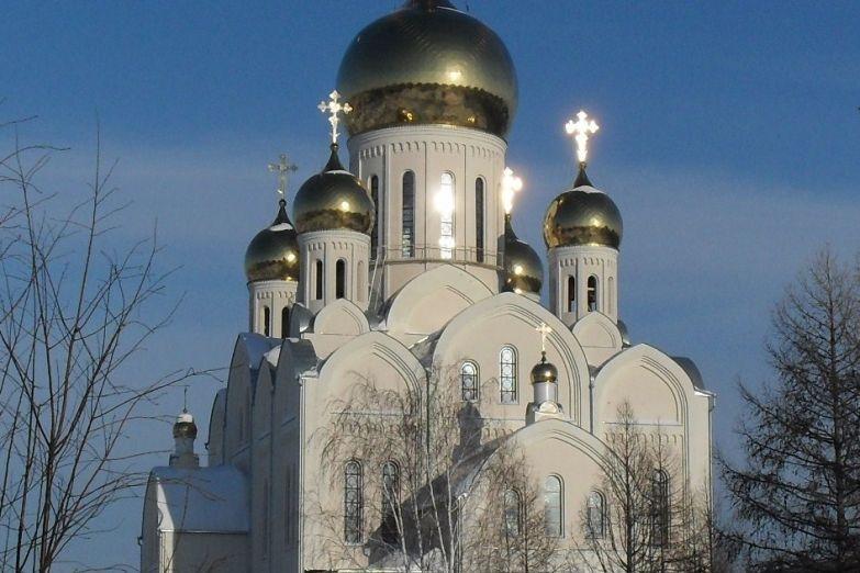 Троицкий собор в Новосибирске