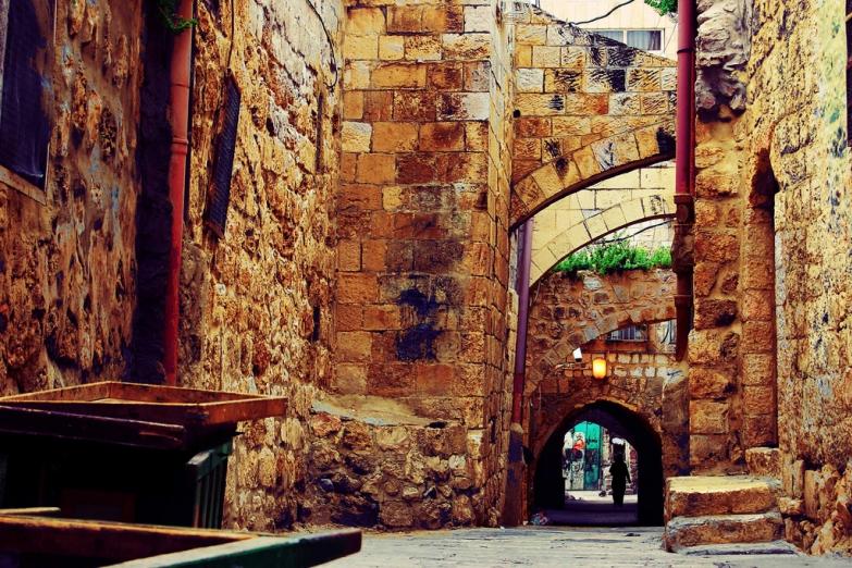 Старые улицы Иерусалима
