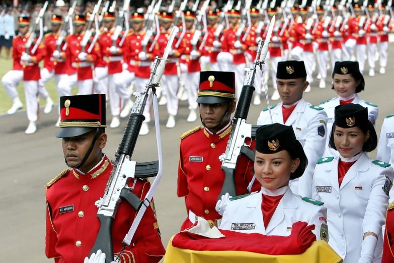 Парад в честь Дня независимости