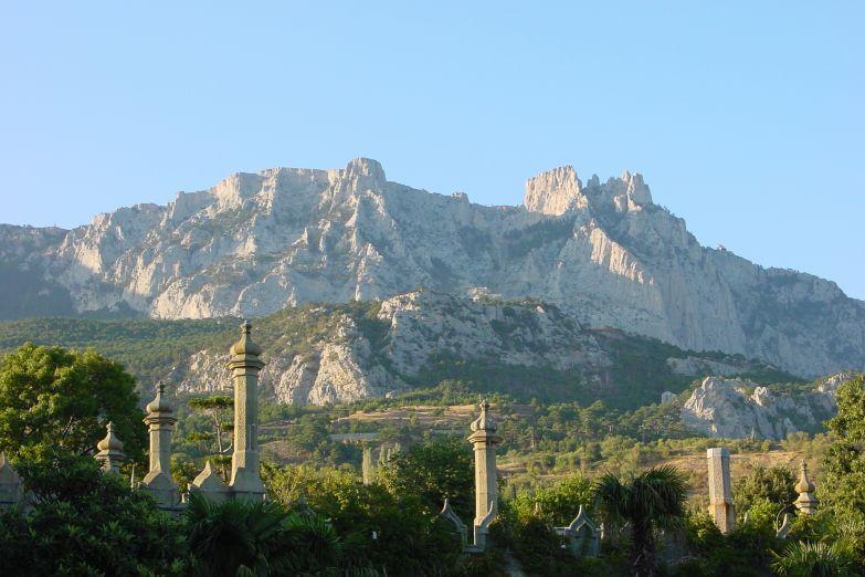 Крымские горы