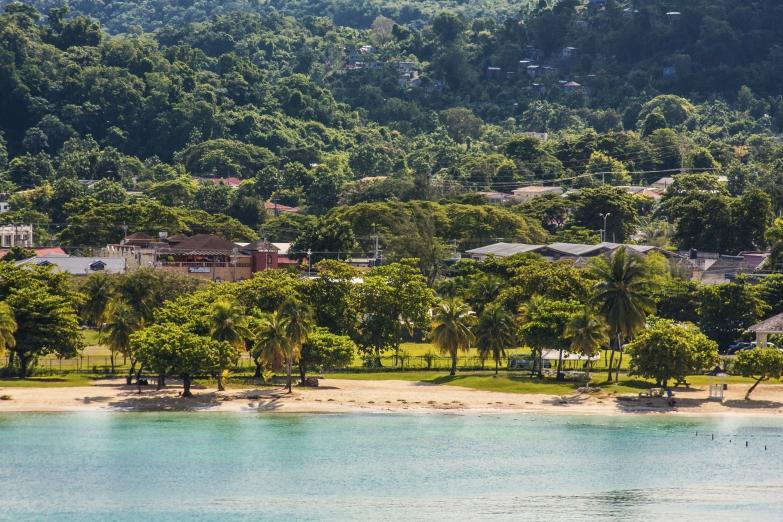 Зеленая Ямайка