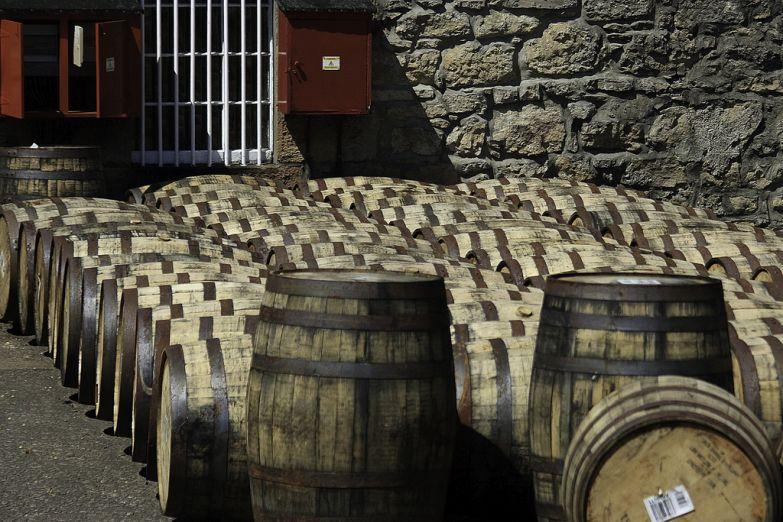 Винокурня Glenmorangie Distillery