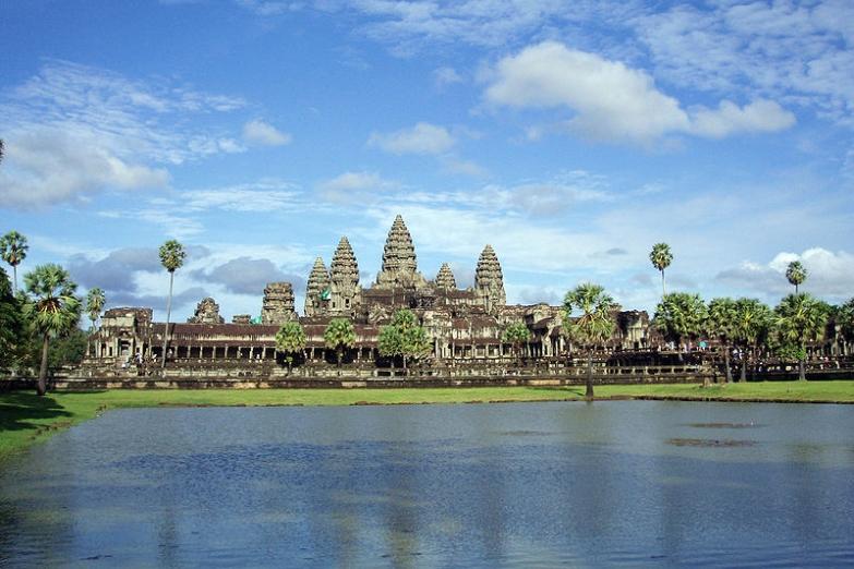 Главный храм Ангкор-Вата