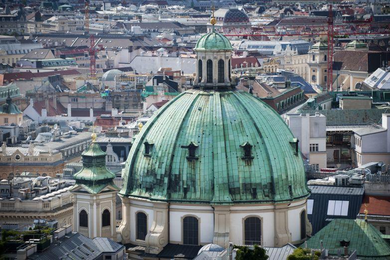 Крыши Вены