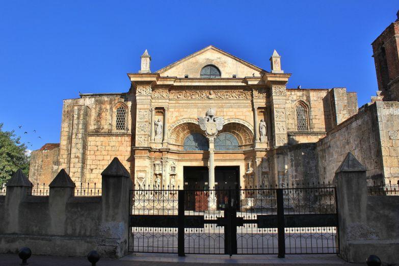 Кафедральный собор Санто-Доминго