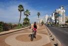 Велопрогулка по тель-авивской набережной