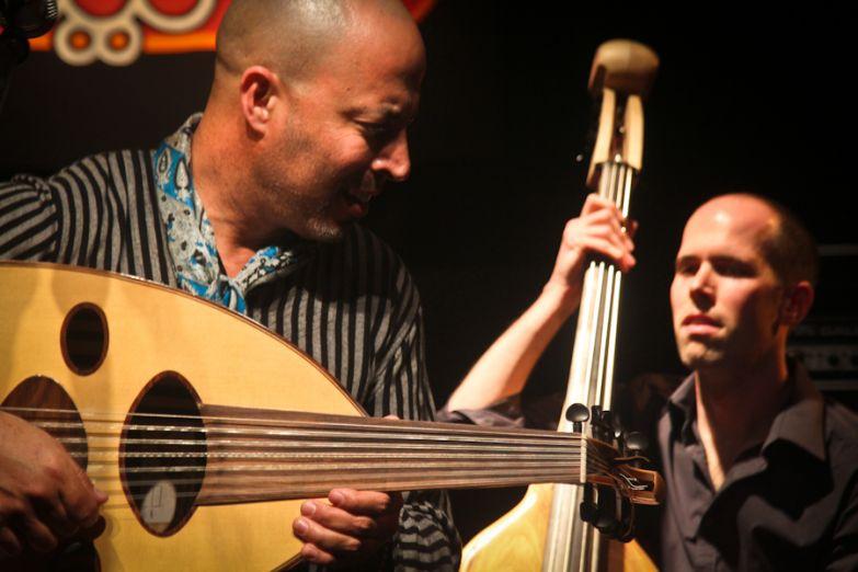 Египетские музыканты