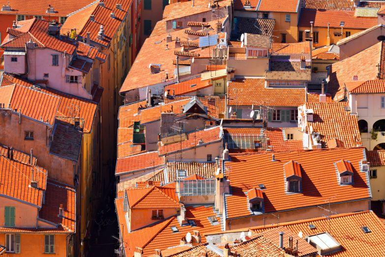 Крыши Ниццы