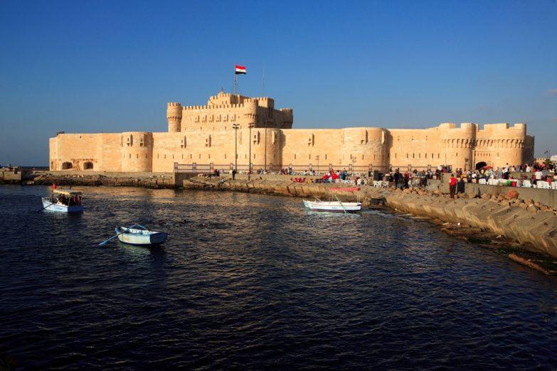 Форт Кай-Бей в Александрии