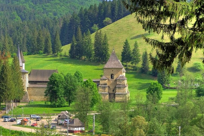 Сельская Румыния