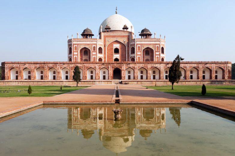 Гробница Хумаюна в Дели