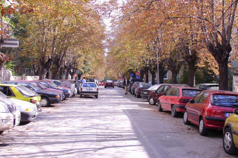 Улица в Варне