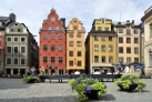Старый район Стокгольма
