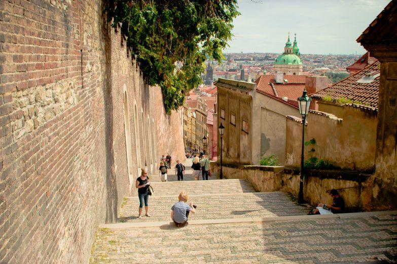 Градчаны - район в Праге