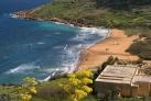 Пляж в бухте Рамла Бэй