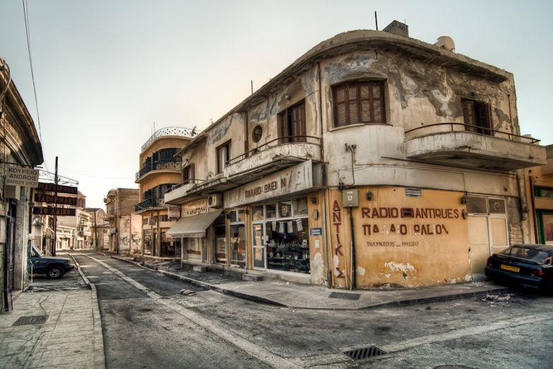 Улица Лимассола