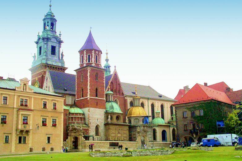 Краковские достопримечательности