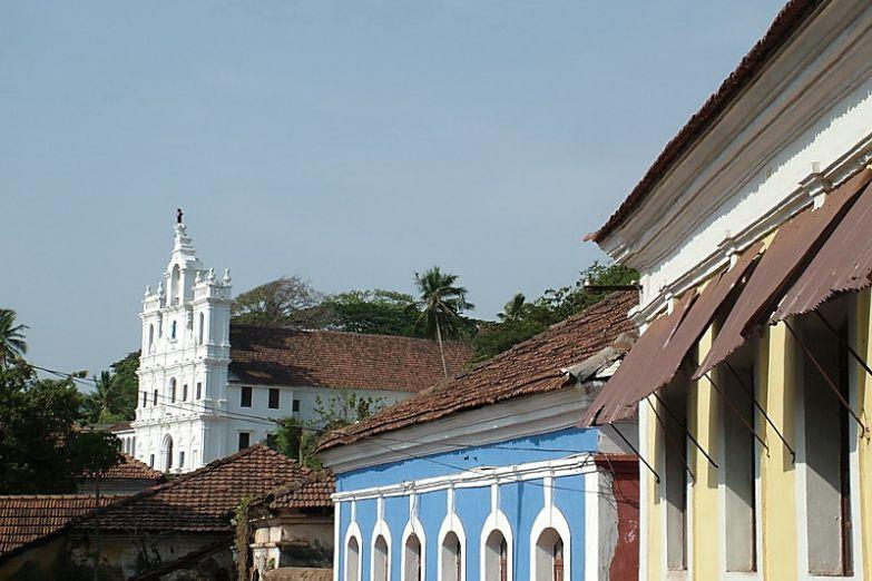Португальская архитектура Гоа