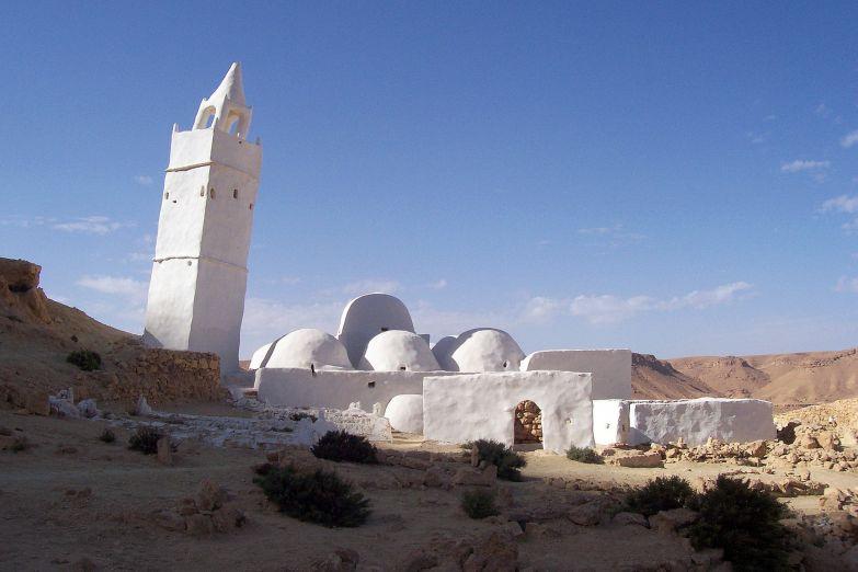 Старая мечеть в Шенини