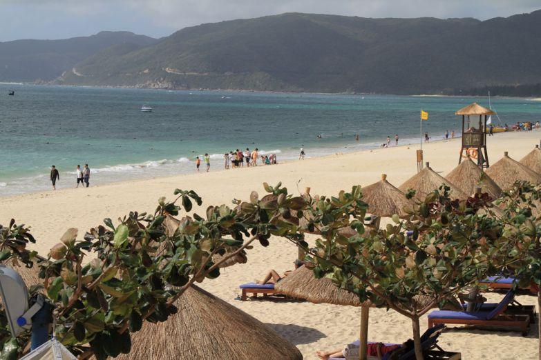 Пляжи на Хайнане