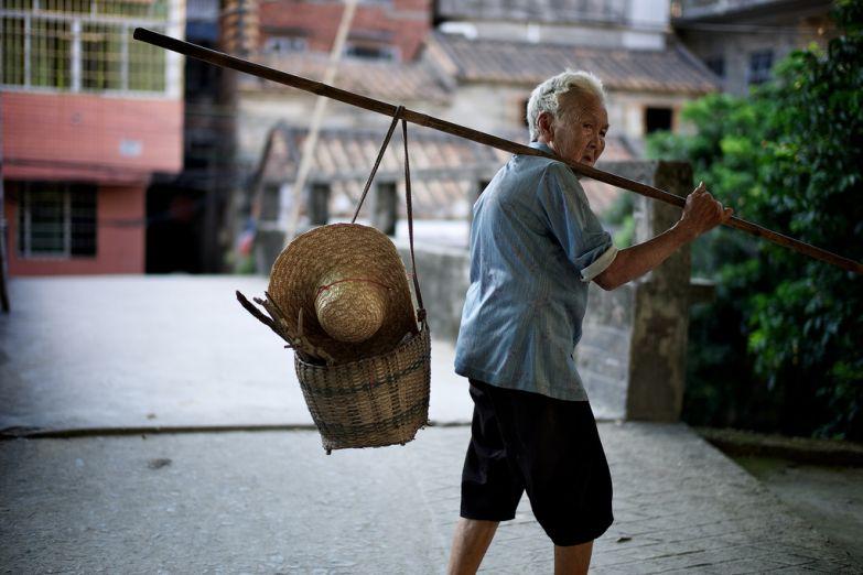 Старый крестьянин